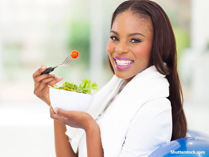 workout healthy eating