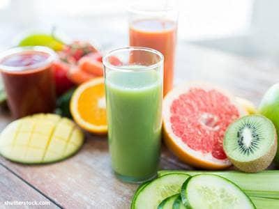 smoothie-juicing