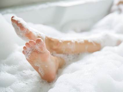 health-bath-relax-stress