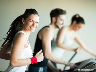 health-exercise-treadmill-run-woman-happy