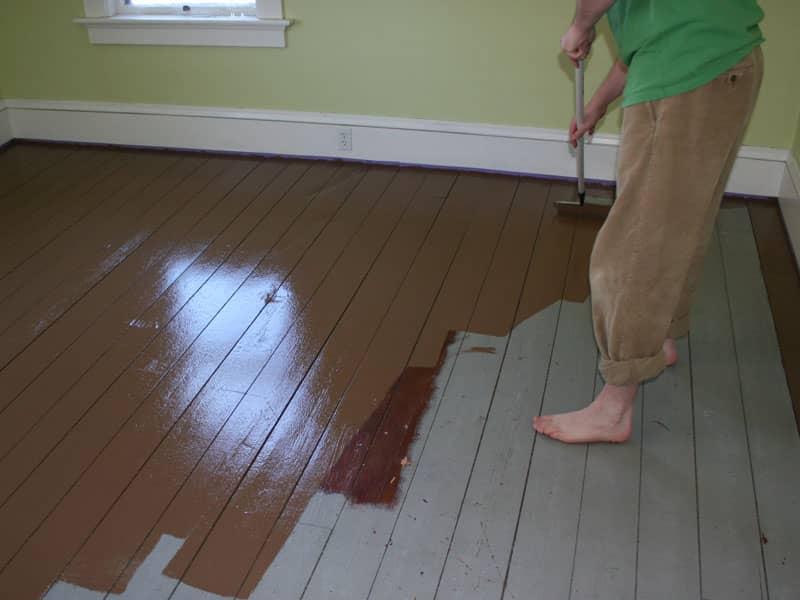 Paint Flooring