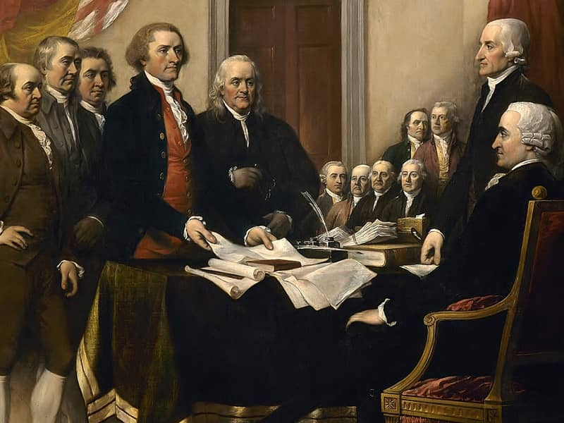 Nolan Harkness on Our Founding Fathers' Vision and Divine Providence