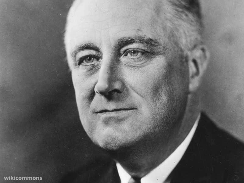 F Roosevelt