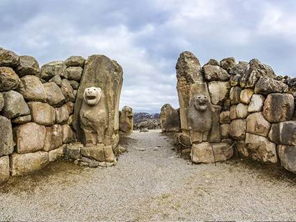 Hittite Lion Gate