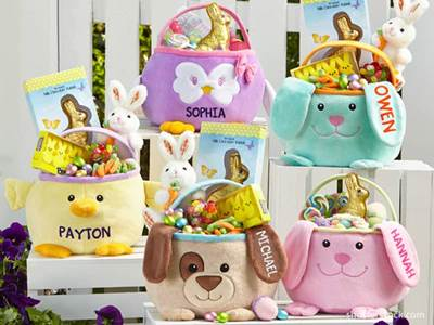 Christian easter basket ideas the basket beliefnet check out these great christian easter basket ideas that incorporate fun and faith centered items that children will treasure and enjoy negle Gallery