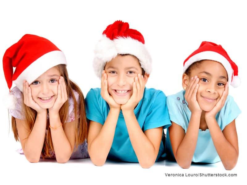 Kids Christmas Hats
