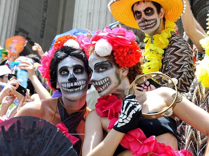 A Lively Celebration of Death | Dia de los Muertos | The ... Celebration Of Death