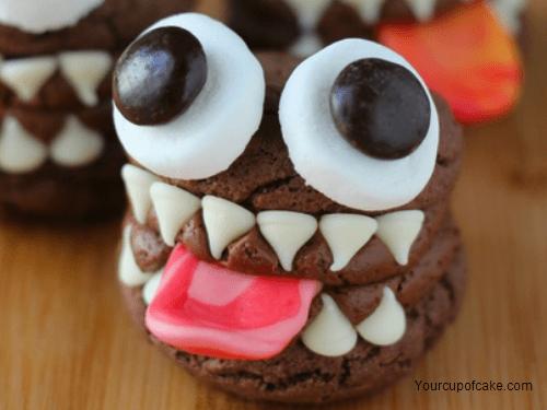Monster Whoopie Pies