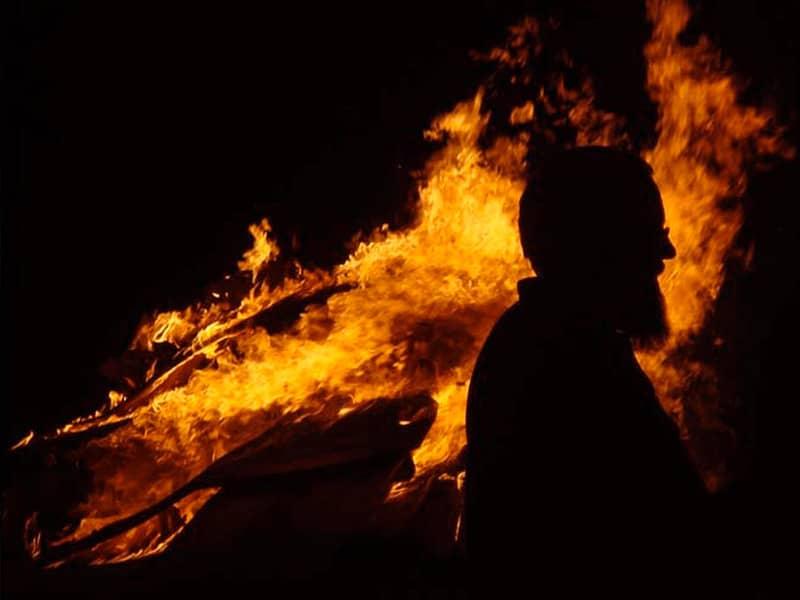 The Leaf-Strewn Spirit of Samhain | Origin of Halloween | Pagan ...