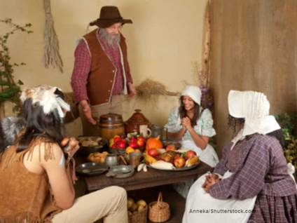 First thanksgiving intro Anneka