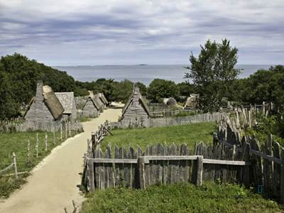 Plymouth Thanksgiving by David Persson