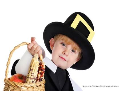 Thanksgiving by Suzanne Tucker