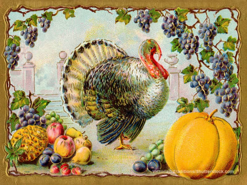 Thanksgiving by Victorian Traditions