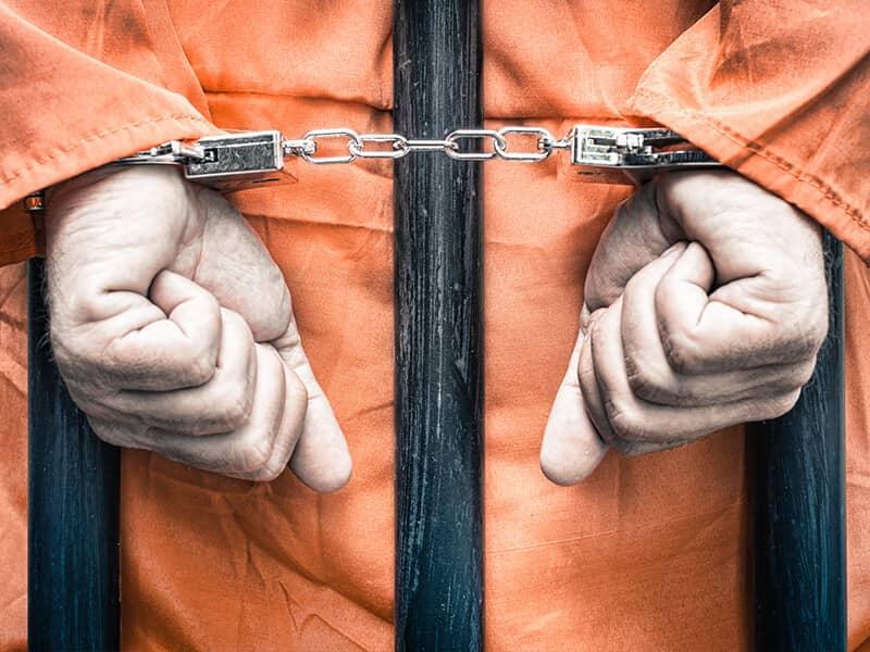 prisoner handcuffs