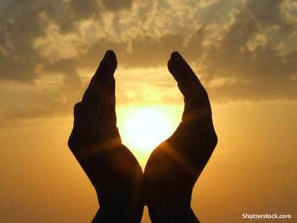 hands inspire
