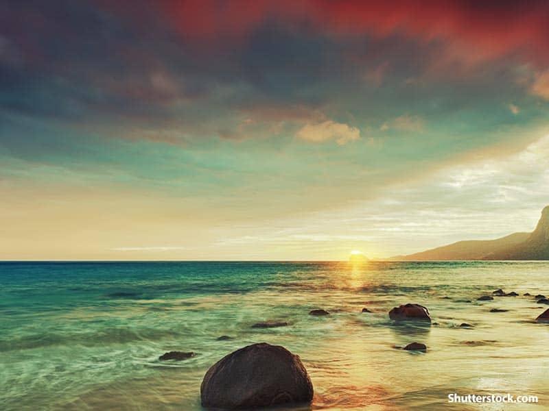 nature beautiful sea