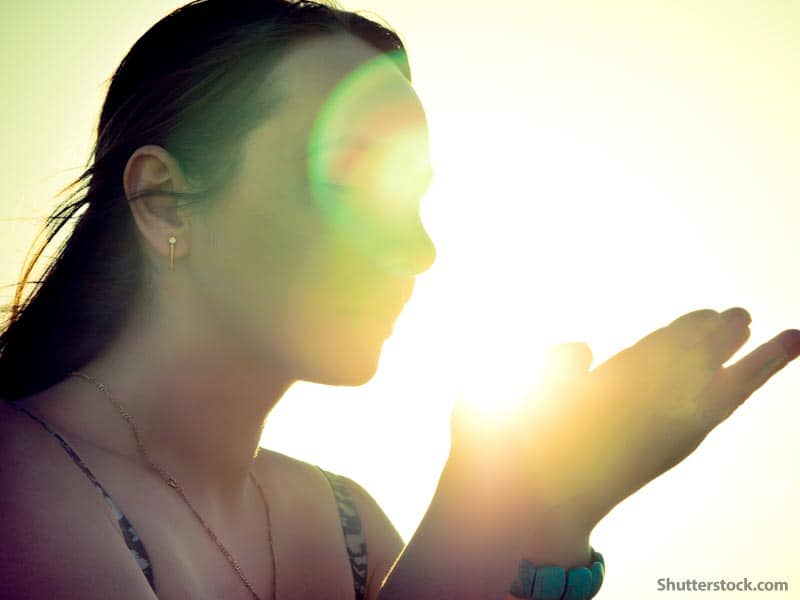 people woman praying