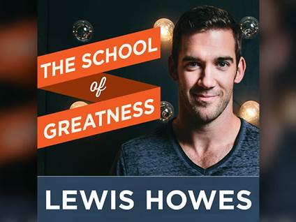 The School of Greatness Lewis Howes cover