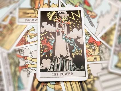 the tower tarot