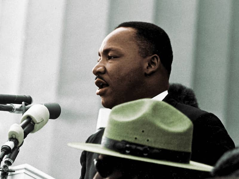 4 Bible References in MLK Jr 's 'I Have a Dream' Speech