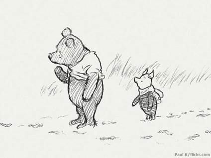 winnie, the pooh, inspiration
