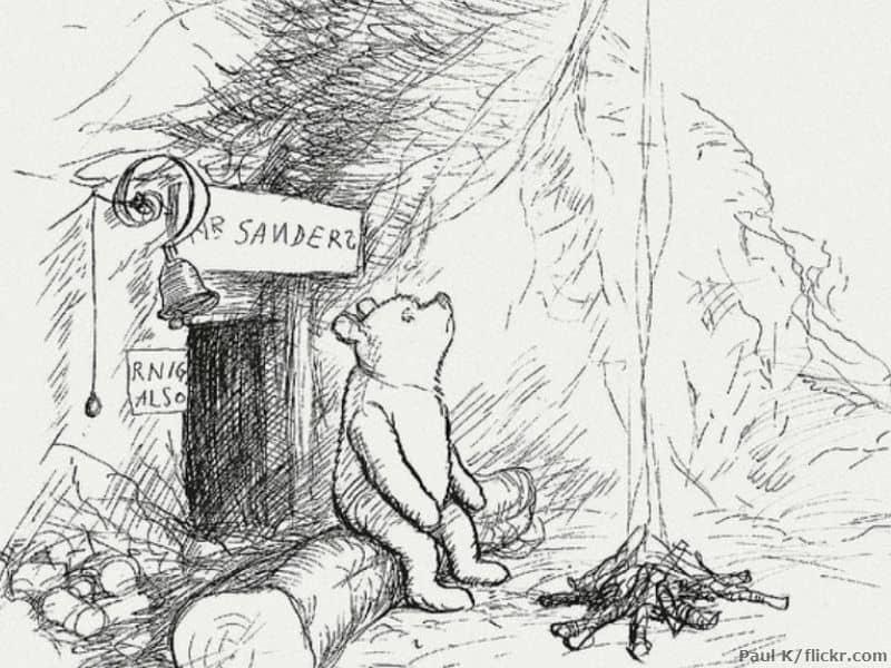 winnie, the pooh, inspiration