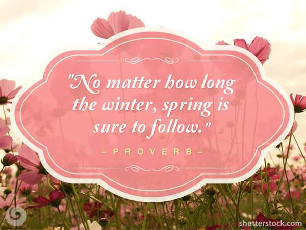 Spring Quotes: 7 Quotes To Celebrate The First Day Of Spring