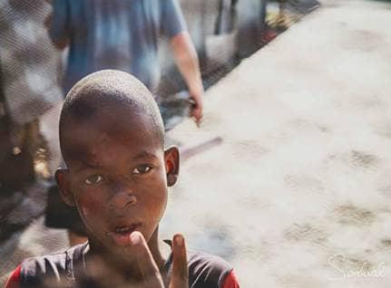barefoot tribe haiti