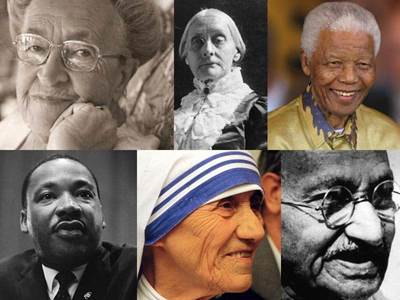 visionary leadership, dreams that changed the world, leaders with vision