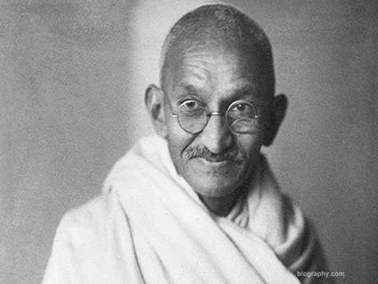 gandhi, dreams that changed the world, leadership