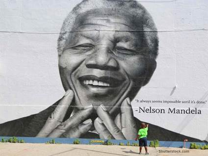 mandela, nelson mandela, dreams that changed the world, world leadership