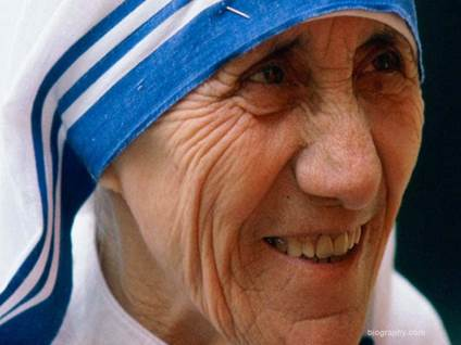mother teresa, dreams that changed the world, leadership, great leaders