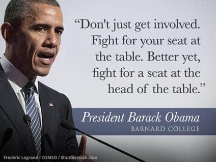 President Barack Obama Graduation Speech Quote