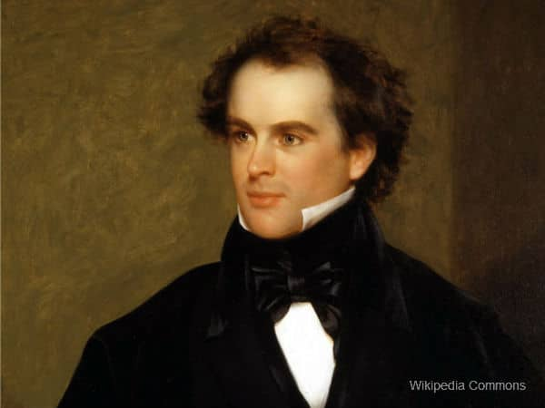 an analysis of the writing style in my kinsman major molineux by nathaniel hawthorne Young goodman brown and other hawthorne short stories study guide contains a biography of nathaniel hawthorne analysis my kinsman, major molineux kinsman.