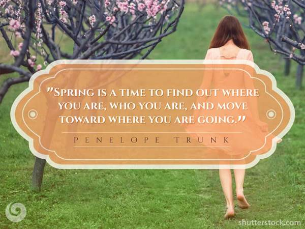 7 Quotes To Celebrate The First Day Of Spring Beliefnet New