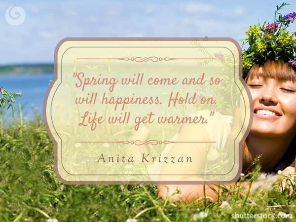 7 Quotes To Celebrate The First Day Of Spring Beliefnet