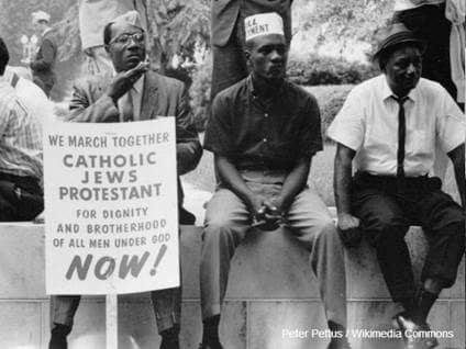 Selma Protesters
