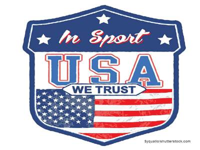 in sports usa