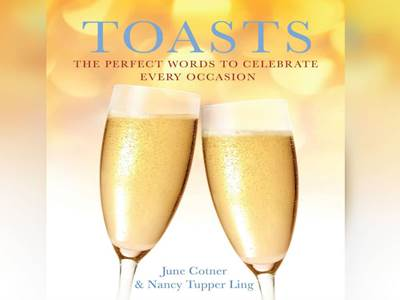 Toasts Book Cover