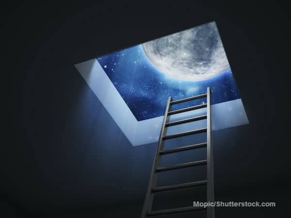 ladder to space
