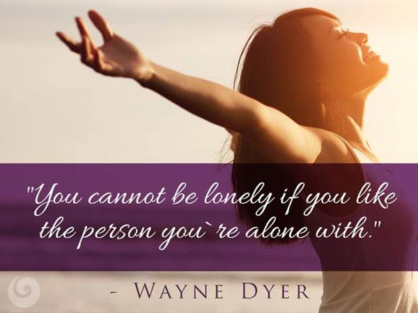 10 Quotes On Loving Yourself Alone But Not Lonely Beliefnet