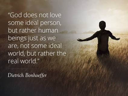 Dietrich Bonhoeffer Quote