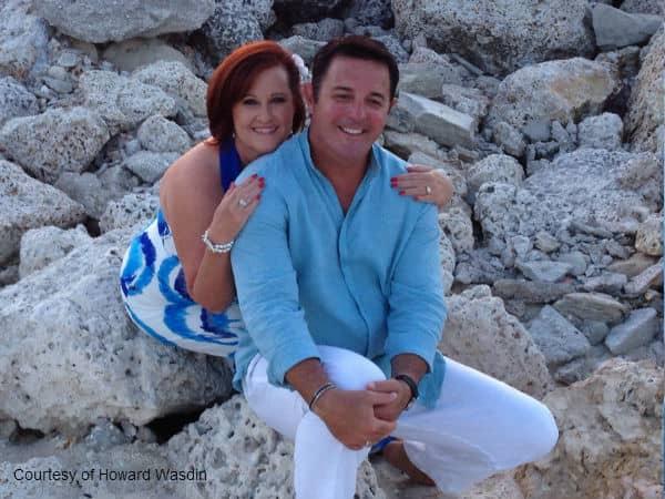 Howard and Debbie