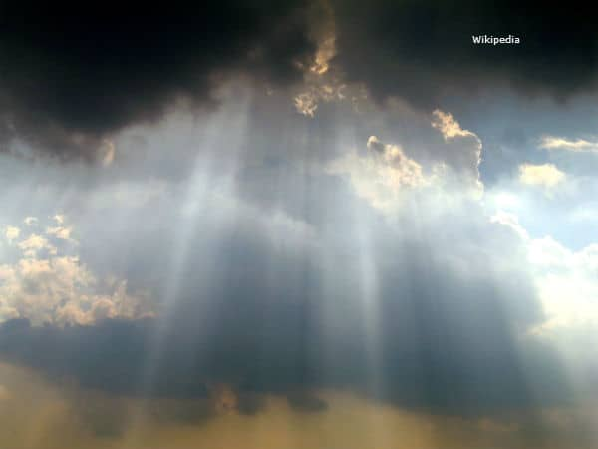 Sky over Washington Monument wiki
