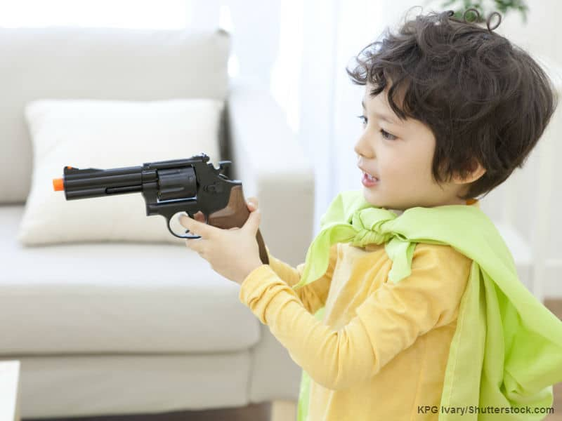 boy toy gun