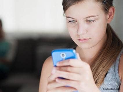 tween texting