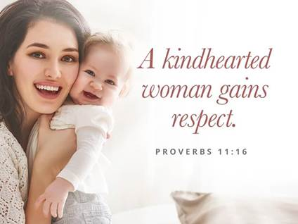 Encouraging Scripture for Moms