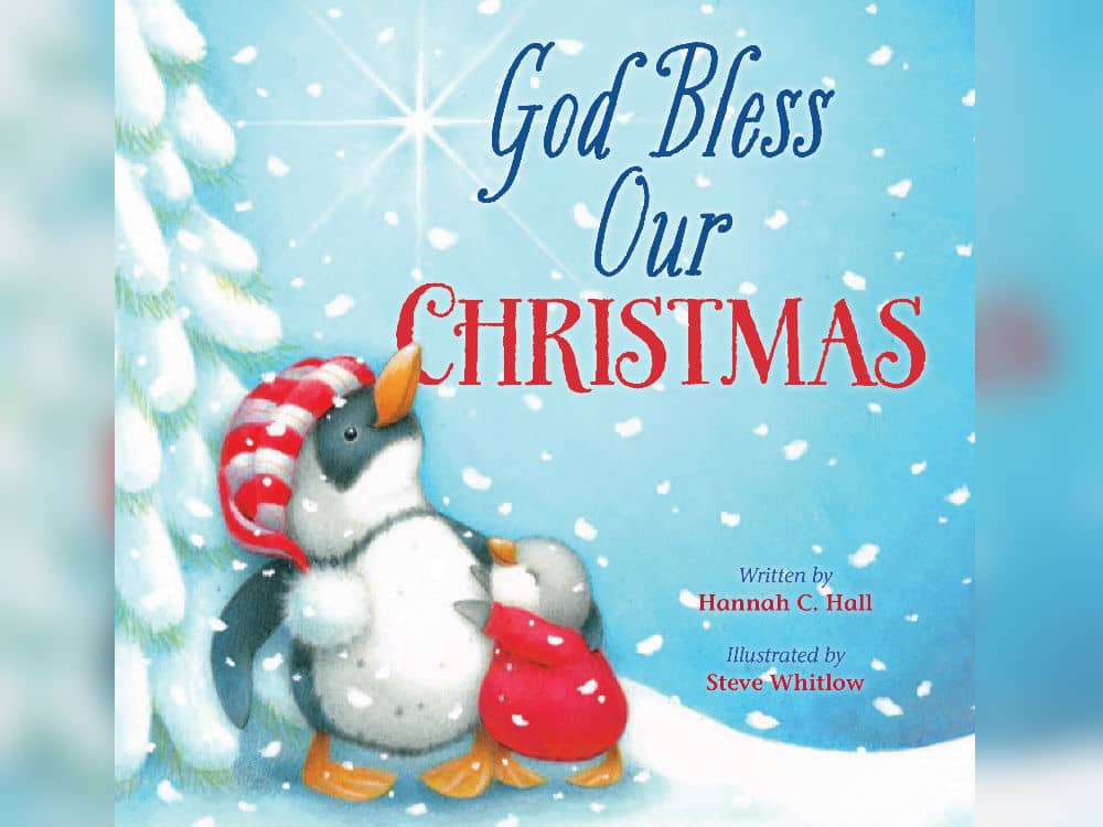 God Bless Our Christmas - Book