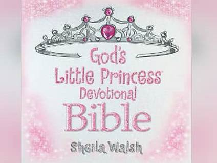 God's Princess Devotional Bible
