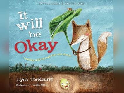 It Will Be Okay - Book